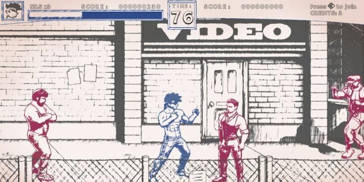 Newsbild zu Beat 'em up trifft auf Skizzenblock – Entwickler von Gunman Clive arbeitet an neuem Spiel für die Nintendo Switch