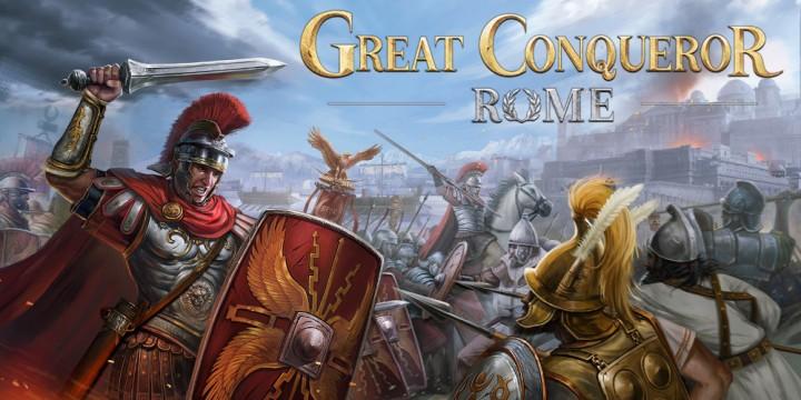 Newsbild zu Great Conqueror: Rome im Test – Aufstieg oder Fall?