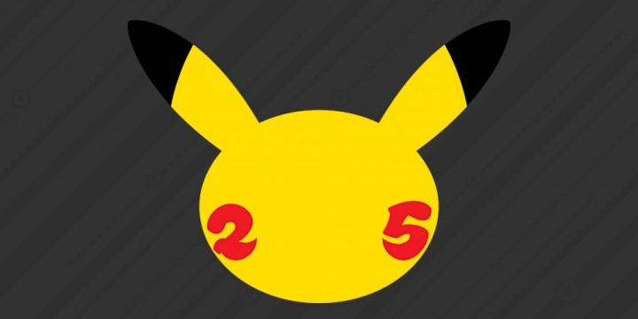 Newsbild zu The Pokémon Company deutet ganz besondere Feierlichkeiten zum 25. Pokémon-Jubiläum an