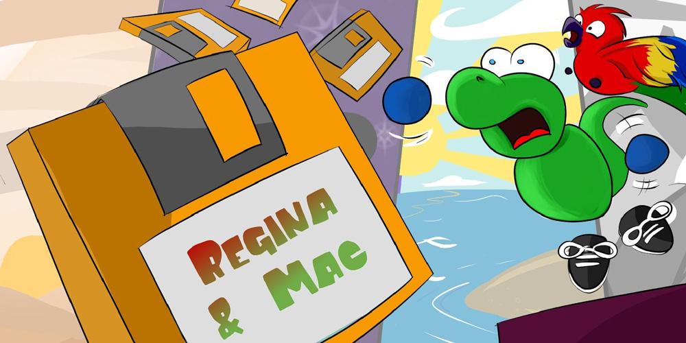 Regina & Mac