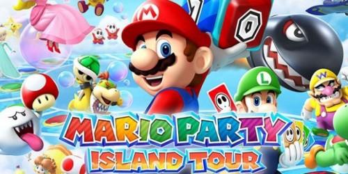 Newsbild zu Feiern in den Wolken mit Mario Party: Island Tour [PM]