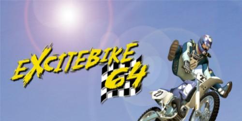 Newsbild zu Schaut euch jetzt den Trailer aus dem europäischen Nintendo eShop zu Excitebike 64 an
