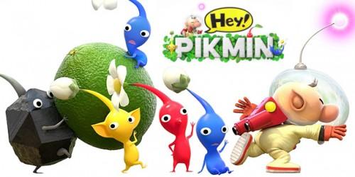 Newsbild zu Hey! Pikmin in unserem Take a look @-Video!