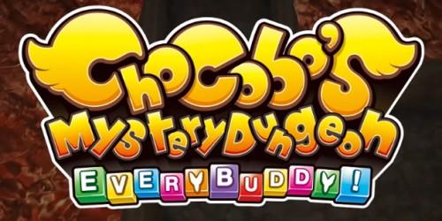 Newsbild zu Chocobo's Mystery Dungeon Every Buddy: Neue japanische Werbung aufgetaucht