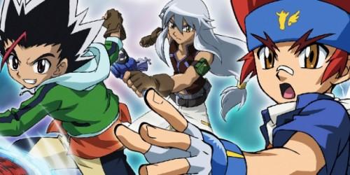 Newsbild zu Beyblade Evolution startet am 25.10.2013 auf dem 3DS [PM]