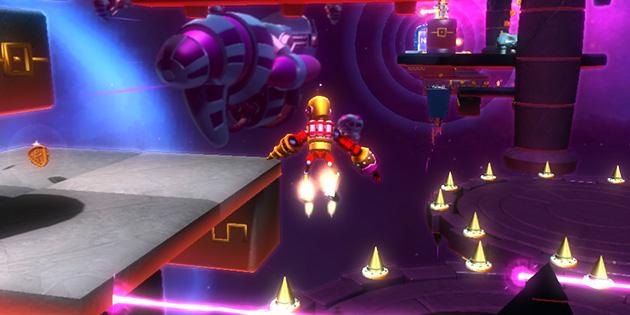 Newsbild zu Nintendo Switch-Spieletest: Rogue Singularity