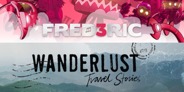 Newsbild zu Fred3ric und Wanderlust Travel Stories ergänzen diesen Monat das Nintendo Switch-Portfolio