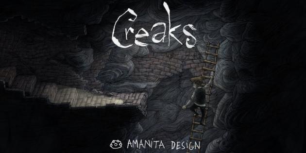 Newsbild zu Amanita Design veröffentlicht das Puzzle-Abenteuer Creaks im Juli