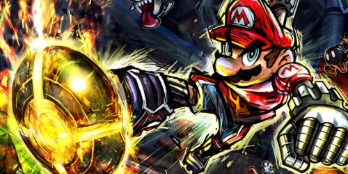 Newsbild zu Dennis vs. David – Mario Strikers Charged Football im Tower-Duell!