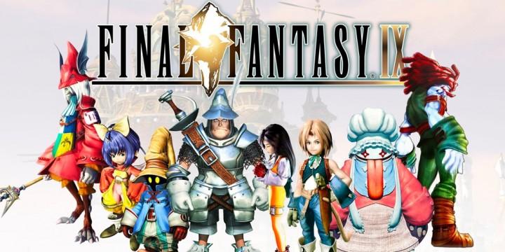 Newsbild zu Final Fantasy IX wird als Animationsserie umgesetzt
