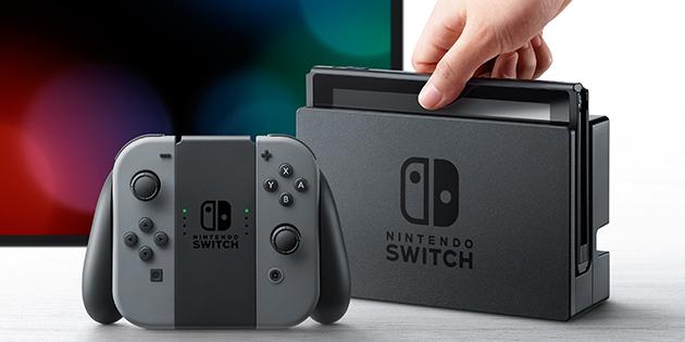 Gerücht: Bringt Nintendo 2018 eine Mini-Switch?