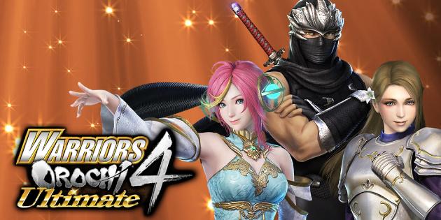 Newsbild zu Famitsu veröffentlicht weitere Screenshots und Artworks aus Warriors Orochi 4 Ultimate