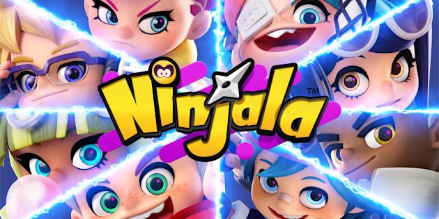 Newsbild zu Ninjala: Neue Trailer stellen Storymodus und Inhalte von Season 1 vor