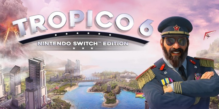 Newsbild zu Tropico 6 erscheint am 6. November für die Nintendo Switch