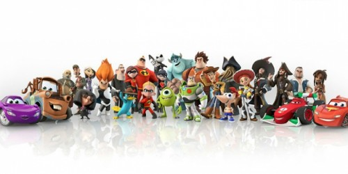Newsbild zu Erste Screenshots der 3DS-Version von Disney Infinity