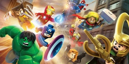 Newsbild zu Angeschaut: LEGO Marvel Super Heroes