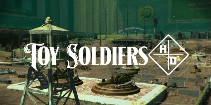 Newsbild zu Verschiebung die Dritte: Nintendo Switch-Version von Toy Soldiers HD verschiebt sich auf unbestimmte Zeit