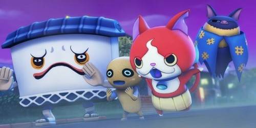 Newsbild zu USA: Digitale Version von YO-KAI WATCH BLASTERS enthält zwei exklusive Yo-kai