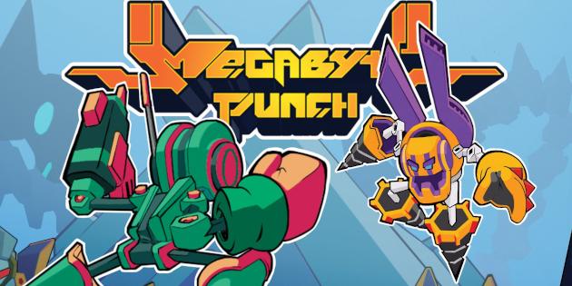 Newsbild zu Megabyte Punch ab sofort wieder im Nintendo eShop erhältlich