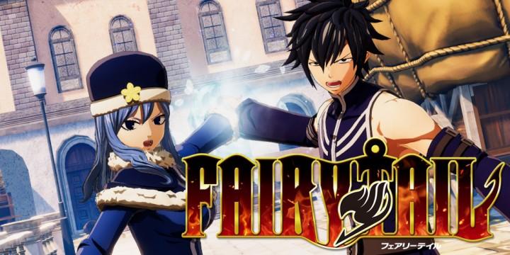Newsbild zu Fairy Tail: Producer über die Entstehung des Rollenspiels – Veröffentlichungstrailer erschienen