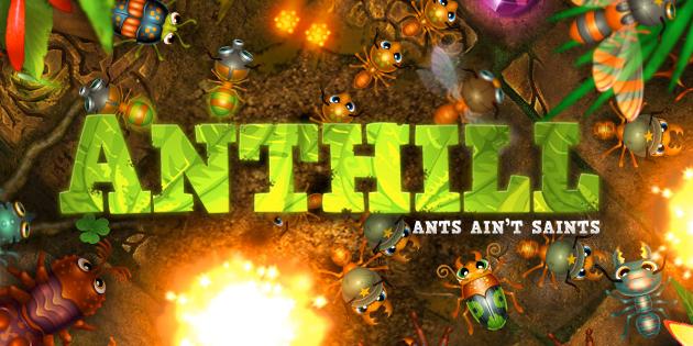 Newsbild zu Schaut euch den offiziellen Trailer zur Nintendo Switch-Version von Anthill an