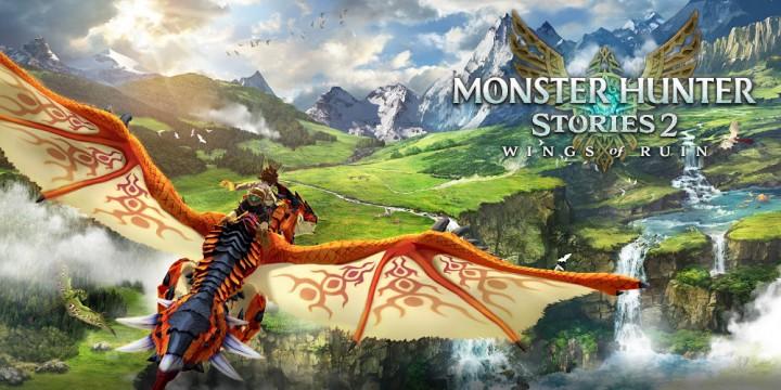 Newsbild zu Erinnerung: Schaltet um 16 Uhr zum Monster Hunter Digital Event – April 2021 ein