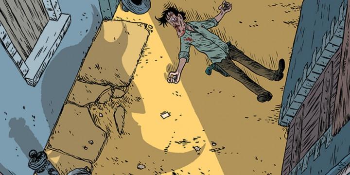 Newsbild zu Aufs Kreuz gelegt – Lincoln Band 3 in unserer Comic-Rezension