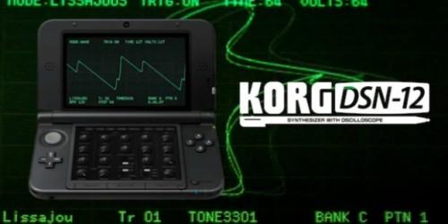 Newsbild zu 3DS eShop-Spieletest: KORG DSN-12
