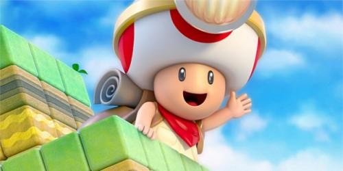 Newsbild zu Captain Toad: Treasure Tracker für Nintendo Switch zeigt sich in einem neuen Gameplay-Trailer