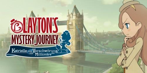 Newsbild zu Japan: Nintendo Switch-Fassung von Layton's Mystery Journey: Katrielle und die Verschwörung der Millionäre angekündigt