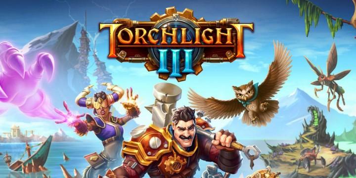 Newsbild zu Torchlight III ab sofort im Nintendo eShop für die Nintendo Switch erhältlich