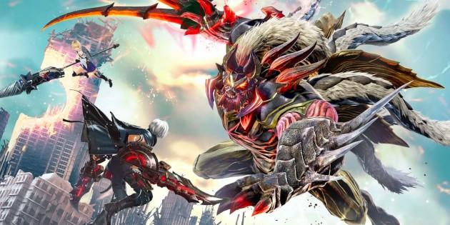 Newsbild zu GOD EATER 3 offiziell für die Nintendo Switch angekündigt