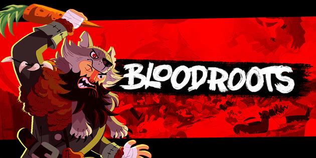 Newsbild zu Blutiges Action-Spiel Bloodroots erscheint Ende des Monats