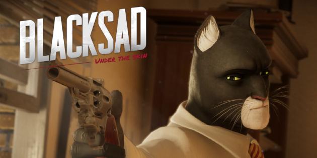 Newsbild zu Neuer Trailer zu Blacksad: Under the Skin stimmt auf das Adventure-Spiel ein