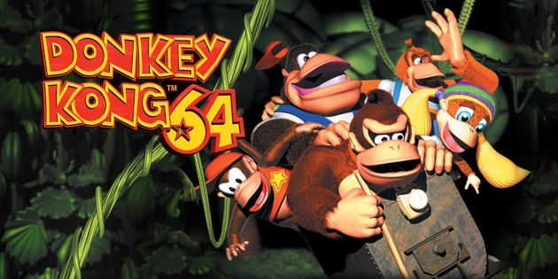 Newsbild zu Nach Schreck über Schrotflinte – Miyamoto entwarf Kokos-Kanone für Donkey Kong 64