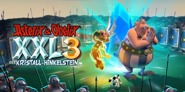 Newsbild zu Veröffentlichungstrailer zu Asterix & Obelix XXL3: Der Kristall-Hinkelstein! enthüllt