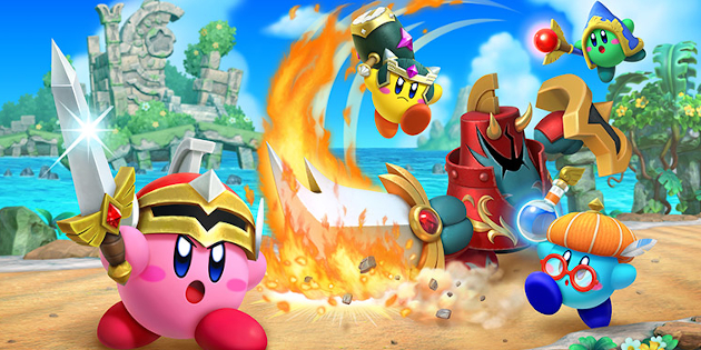 Newsbild zu Super Kirby Clash erhält Update sowie kostenloses Geschenk im Nintendo Switch-Neuigkeiten-Kanal