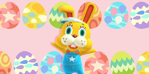 Newsbild zu Änderung der Eier-Erscheinungsrate – Neues Update für Animal Crossing: New Horizons veröffentlicht