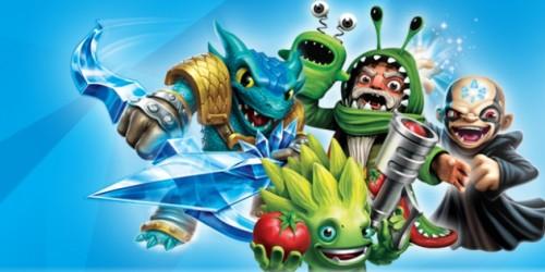 Newsbild zu Wii- & Wii U-Spieletest: Skylanders Trap Team
