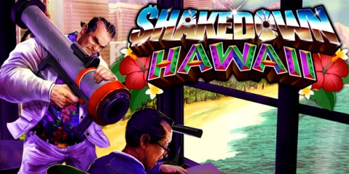 Newsbild zu Shakedown: Hawaii wird diesen Monat für Nintendo 3DS erscheinen