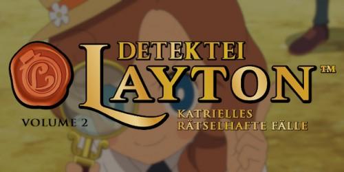 Newsbild zu Detektei Layton – Katrielles rätselhafte Fälle: Volume 2 erscheint demnächst auch in Deutschland