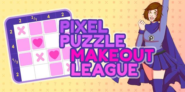 Newsbild zu Verliebt euch mit Picross in Pixel Puzzle Makeout League