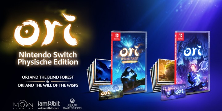 Newsbild zu Jetzt vorbestellen: Handelsversionen von Ori and the Blind Forest und Ori and the Will of the Wisps