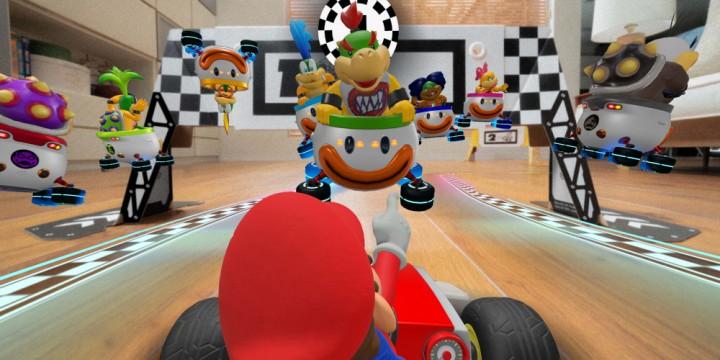 Newsbild zu Streckendeko-Set für Mario Kart Live: Home Circuit ab sofort bei My Nintendo verfügbar