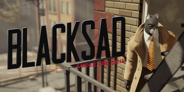 Newsbild zu Blacksad: Under the Skin erscheint am 25. November – neues Gameplay-Material veröffentlicht