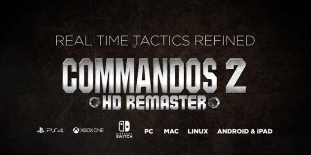 Newsbild zu HD Remaster von Commandos 2 und Praetorians erscheinen im Frühjahr 2020 für Konsolen