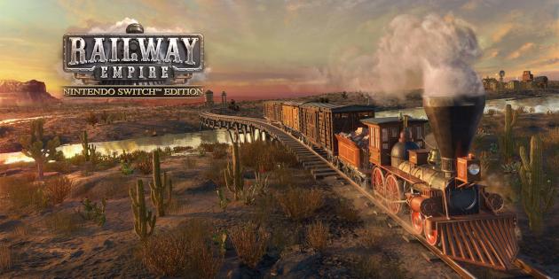 Newsbild zu Die Ankunft von Railway Empire: Nintendo Switch Edition verspätet sich um mehr als einen Monat