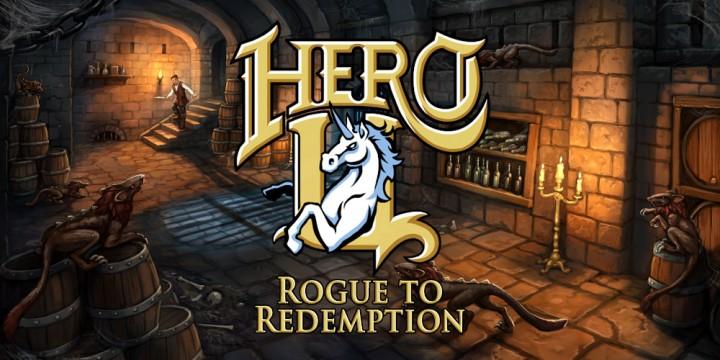 Newsbild zu Hero-U: Rogue to Redemption – Spiritueller Nachfolger der Quest for Glory-Reihe erscheint am 9. Februar für die Nintendo Switch