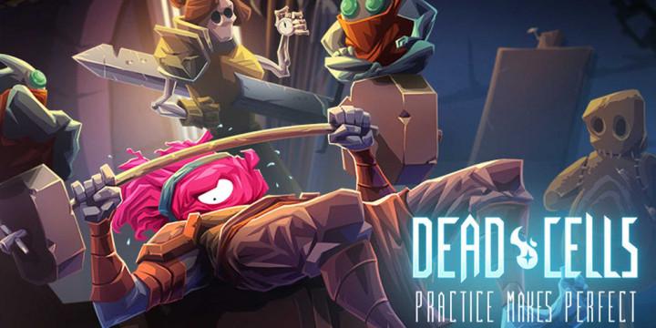 Newsbild zu Neues Update zu Dead Cells senkt die Hürde für Einsteiger mithilfe optionaler Funktionen