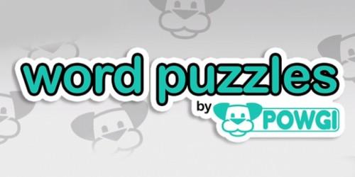 Newsbild zu Word Puzzles by POWGI erscheint am 28. Januar im eShop